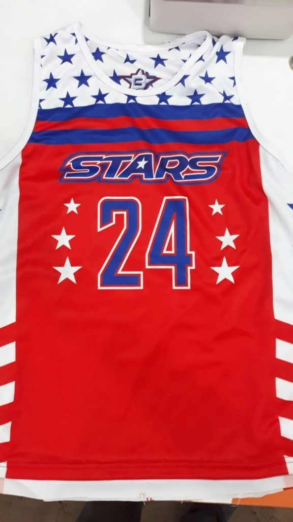 Sublimated Basketball Uniforms,