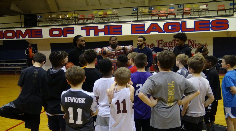 Fall Basketball Training Session Louisville