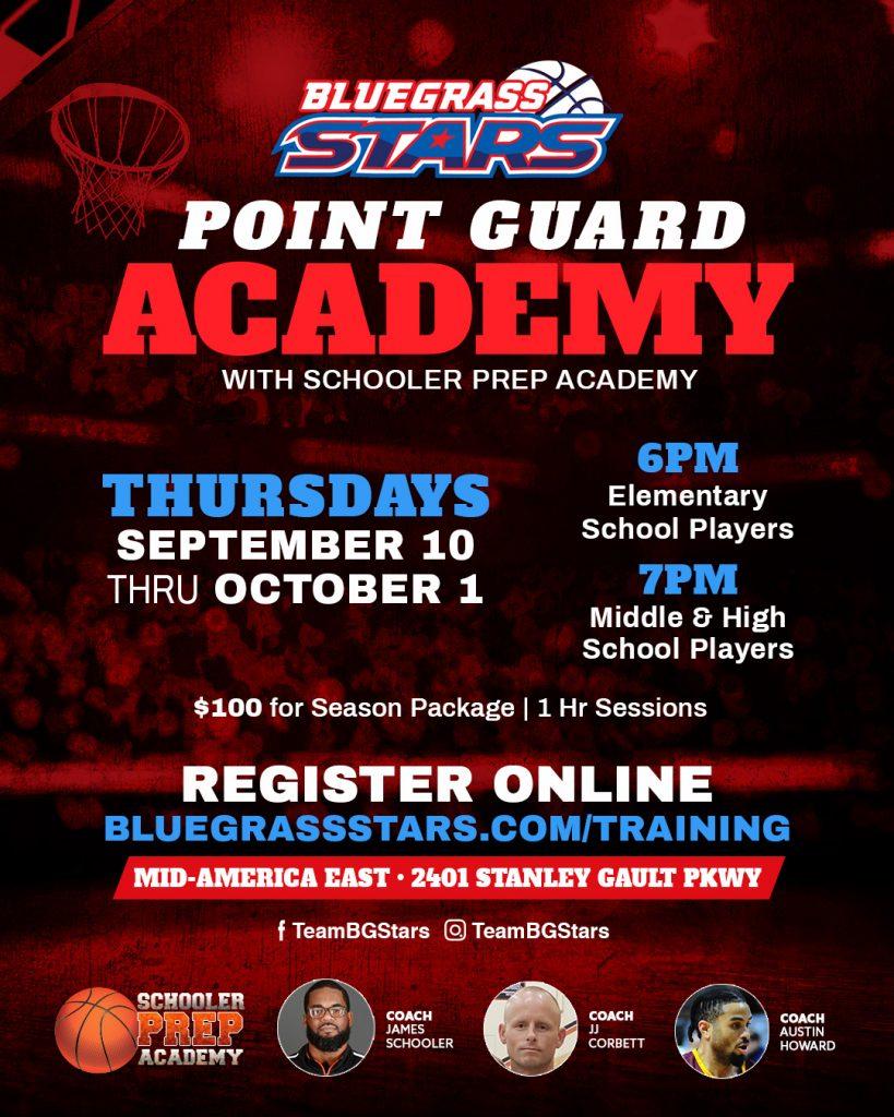 Point Guard Academy Louisville